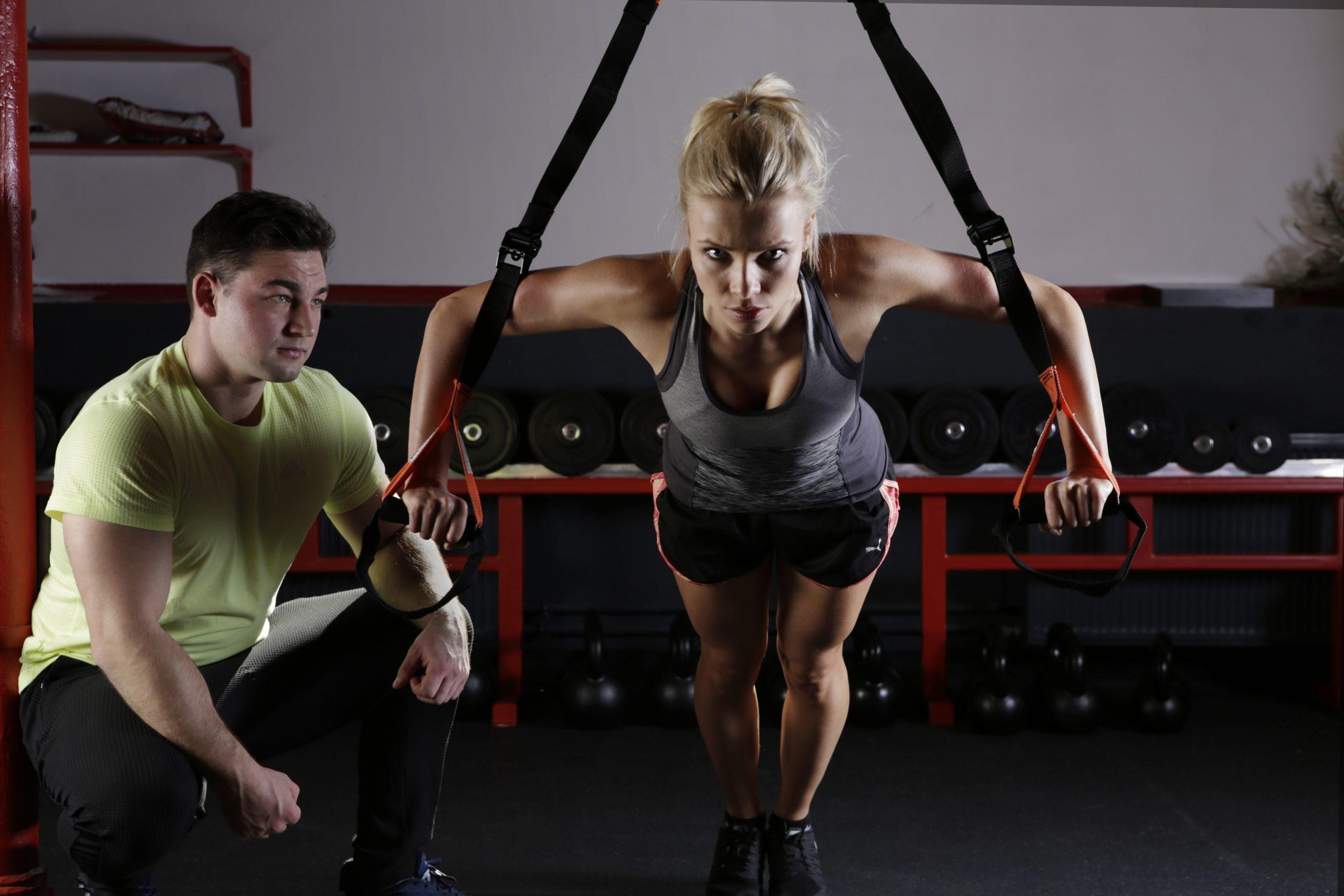 Waarom personal trainer meer gezondheidscoaches worden
