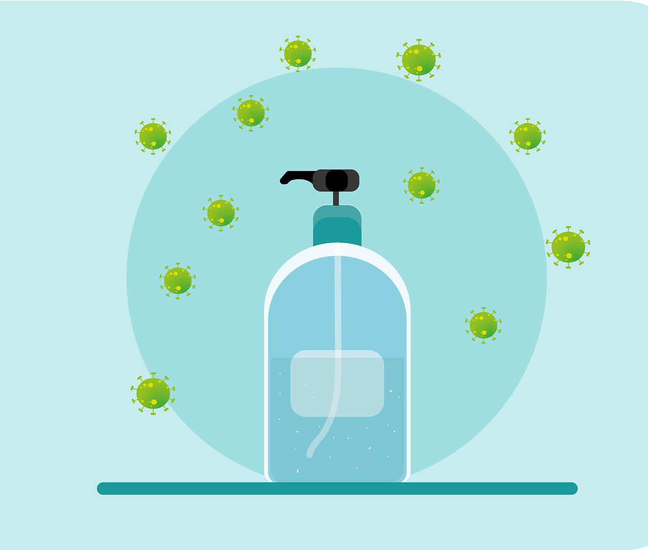 Waarom desinfectie zo belangrijk is.