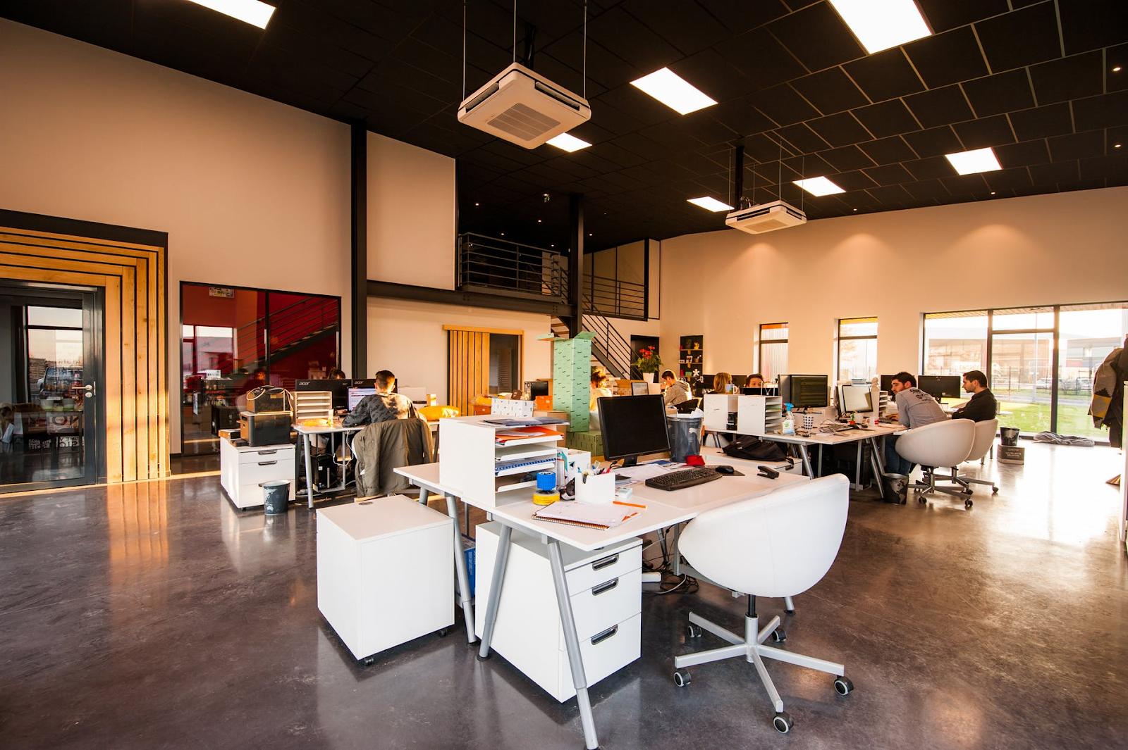 Zakelijke kantoorruimte trends in 2021 voor Nederlandse kantoren